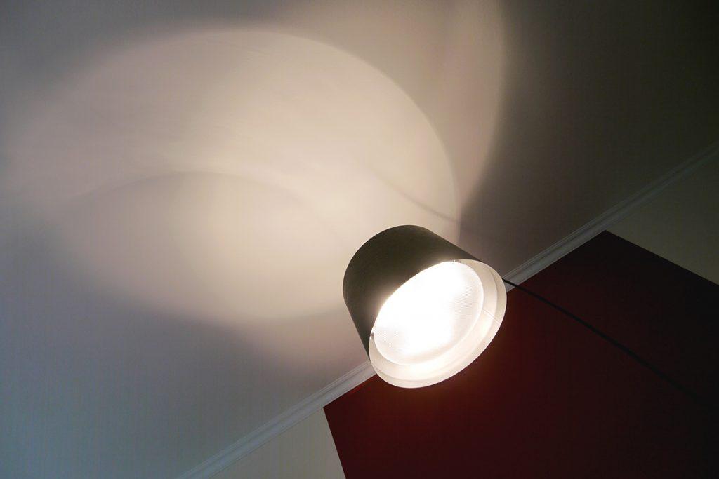 Licht an der richtigen Stelle platziert bestimmt wesentlich die Atmosphäre in Räumen