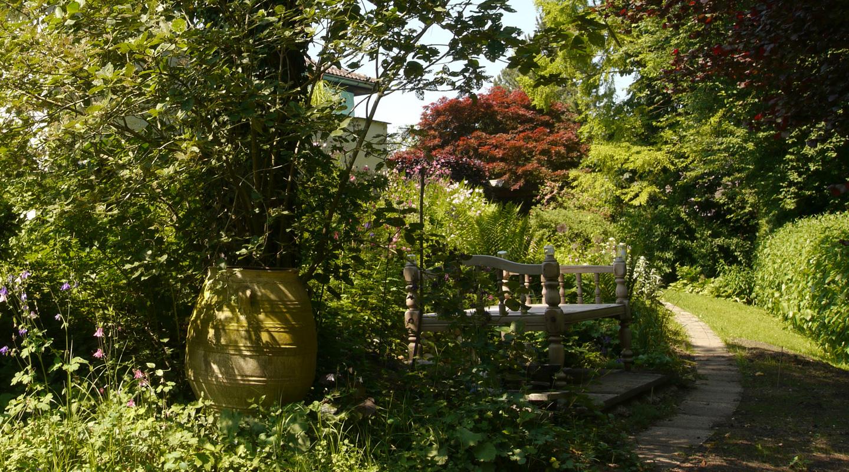 Gartengestaltung - Durch den Garten Wandeln