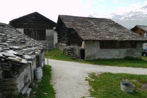 Isola - Dorf im Engadin