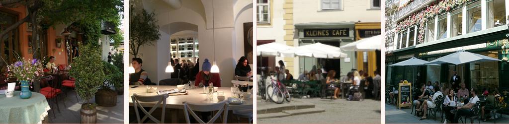 Vier Cafés mit Wohlfühl-Atmosphäre